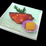 鮭の味噌粕漬け①